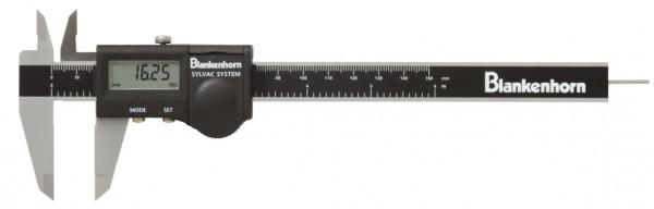 Messschieber mit rundem Tiefenmaßstab, Schutzklasse IP54, Sylvac-Elektronik