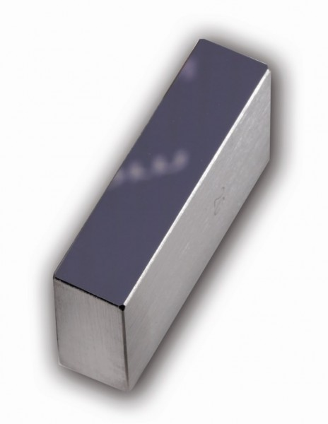 Parallel-Endmaß aus Hartmetall, Genauigkeit 0, 7,5 mm